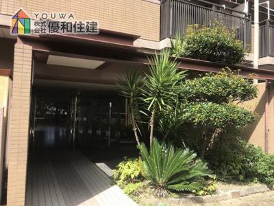 【玄関】朝日プラザウエストヒル神戸B棟