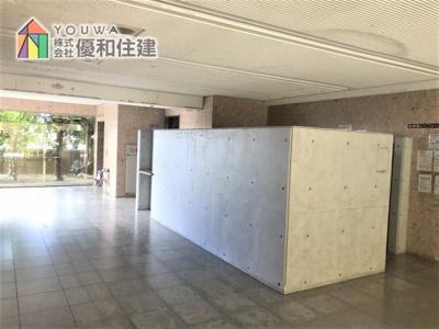 【エントランス】朝日プラザウエストヒル神戸B棟