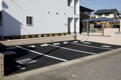 【駐車場】フォーマルハウト