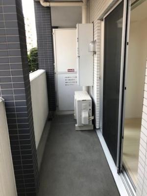 【バルコニー】ステージファースト吾妻橋