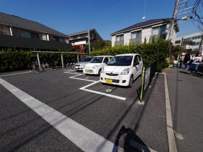 【駐車場】シュールメゾン戸塚
