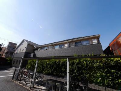 【外観パース】シュールメゾン戸塚