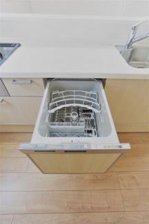 食洗器完備です
