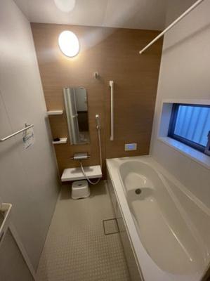 【浴室】草加市柳島町売り戸建て
