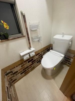 【トイレ】草加市柳島町売り戸建て