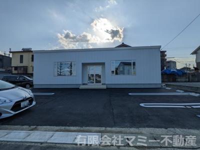 【外観】青葉町新築1棟店舗事務所O