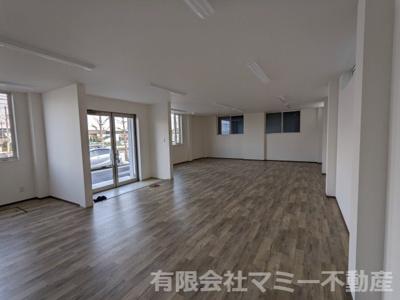 【内装】青葉町新築1棟店舗事務所O