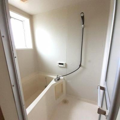 【浴室】Auras Court B棟