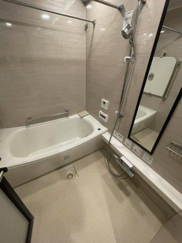 【浴室】ザ・パークハウス二子玉川ガーデン