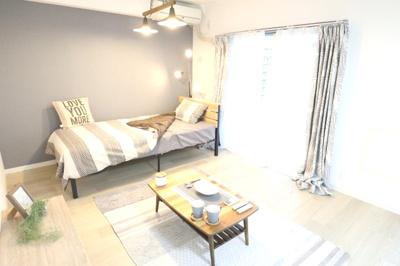 【外観】武蔵野サンハイツ久米川