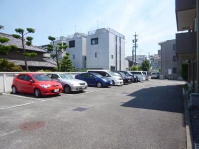 【駐車場】千種春岡パークハウス