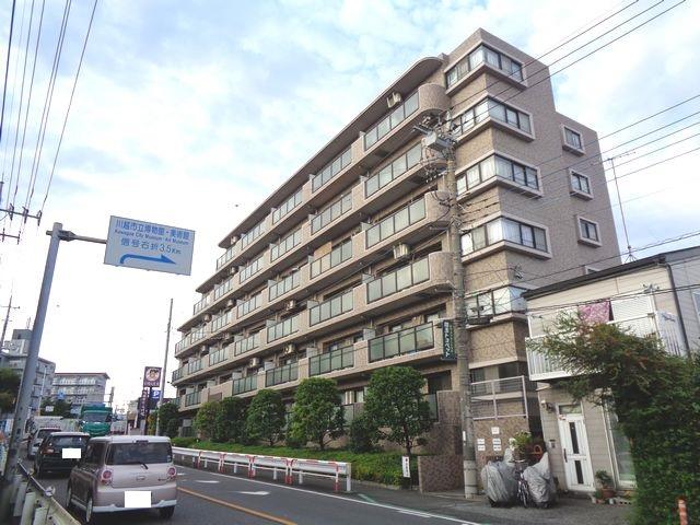 【外観】ライオンズマンション川越岸町(1階部分)