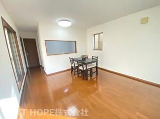 2階LDKはゆとりの14帖です♪明るく開放的な空間です!室内外リフォーム済み!いつでもご覧いただけます(^^)お気軽にネクストホープ不動産販売までお問い合わせを!!