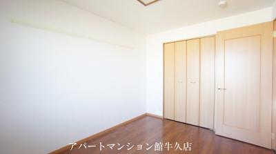 【寝室】ランデュール・ドゥ