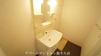【洗面所】ランデュール・ドゥ