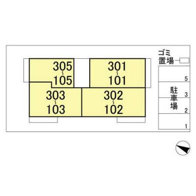 【区画図】エースホーク
