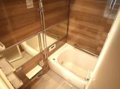 菱和パレス小竹向原のお風呂です。