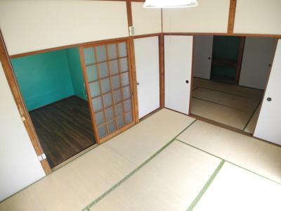 【和室】橋口アパートB