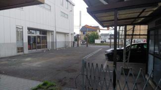 【駐車場】佐野市天明町 店舗・倉庫