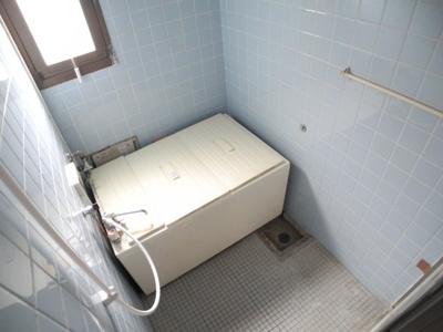 【浴室】エキマエコーポ