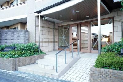 【エントランス】レクセルマンション武蔵浦和