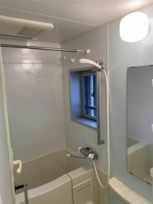 【浴室】門前仲町レジデンス参番館