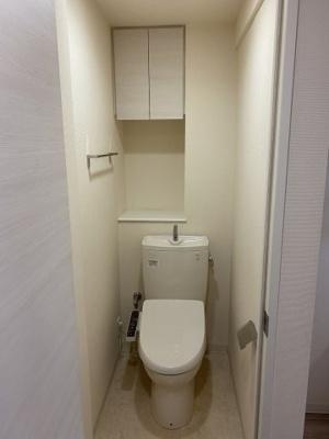 【トイレ】門前仲町レジデンス参番館