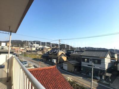 【展望】ハイツ大竹