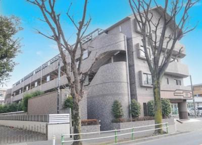ライオンズマンション西高島平第3の外観です。