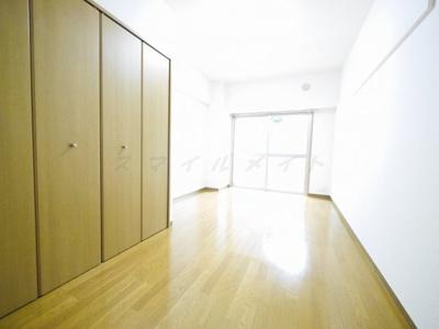 【寝室】クレール矢沢