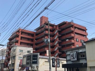 【外観】朝日プラザ深江北町