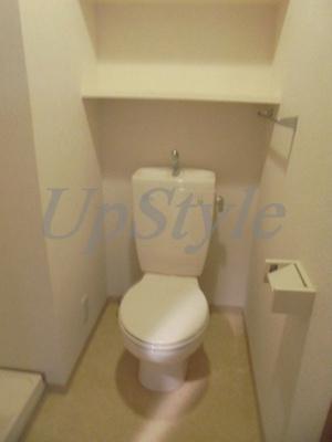 【トイレ】パラドール両国