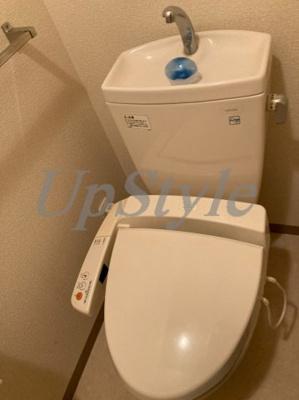 【トイレ】パークウェル御茶ノ水