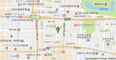 【地図】ラムール谷町
