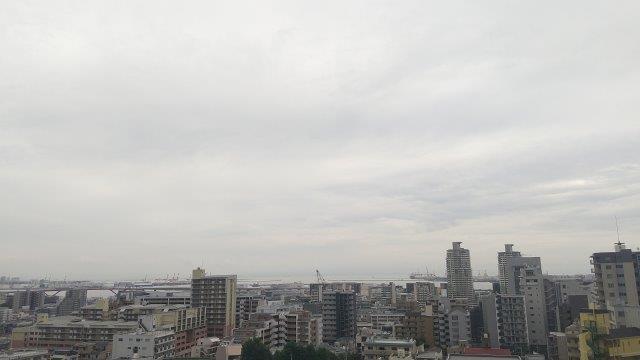 【展望】ライオンズマンション王子公園(灘区原田通)
