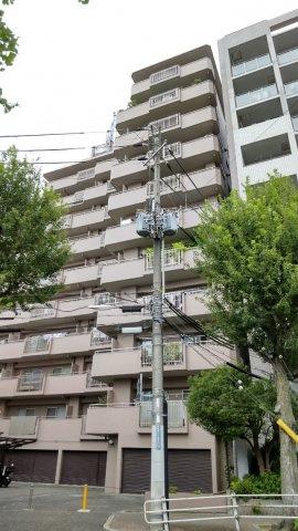 【外観】ライオンズマンション王子公園(灘区原田通)