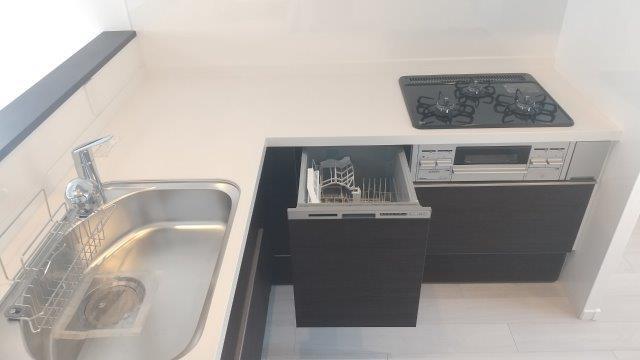 【キッチン】ライオンズマンション王子公園(灘区原田通)