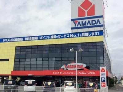 ヤマダ電機本庄店まで1400m