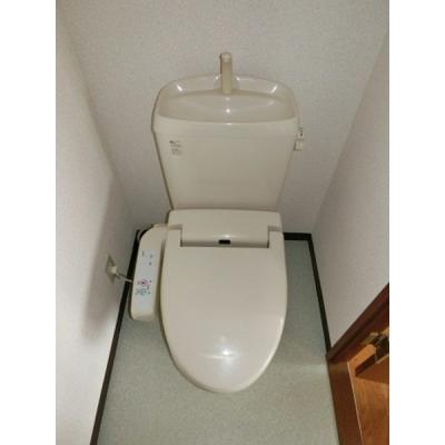 【トイレ】アビタシオンみなみ