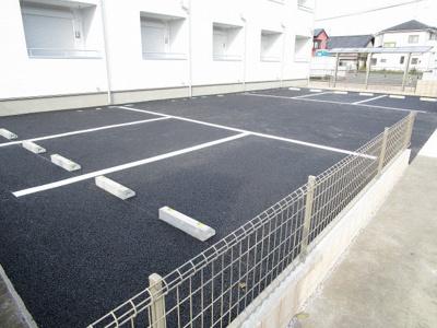 【駐車場】カンパニュラ