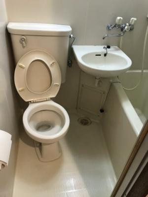 【トイレ】キャロル