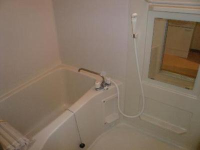【浴室】アルバ南柏