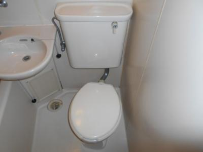 【トイレ】UNビル
