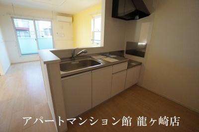 【キッチン】ベルラフィーネ