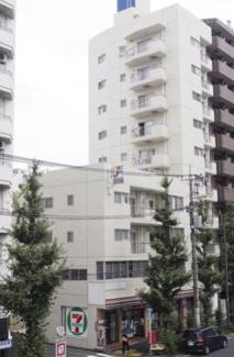 【外観】ユニーブル荏原