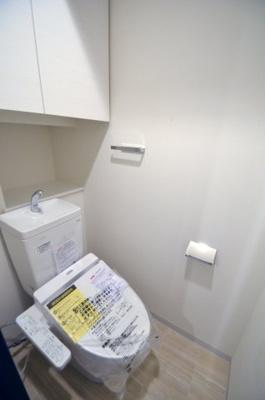 【トイレ】RBM築地レジデンス