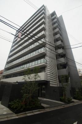 JR京浜東北線「川崎」駅より徒歩8分の築浅分譲賃貸マンション