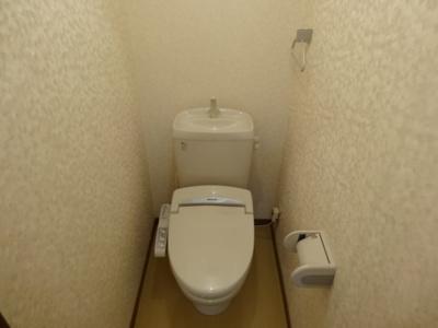 【トイレ】アビタシオン昭和