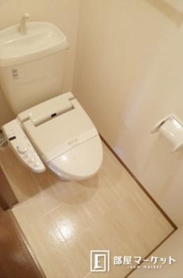 【トイレ】リバーハイツさらさ