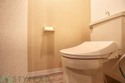 【トイレ】朝日プラザ根岸